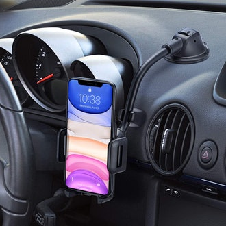 Mpow Car Phone Mount with Long Arm