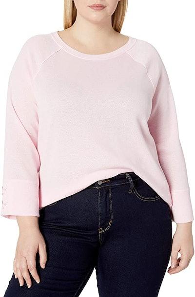 JUST MY SIZE Plus Size Sweatshirt