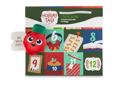 Holiday Tails 12 Days Of Christmas Advent Calendar For Dogs
