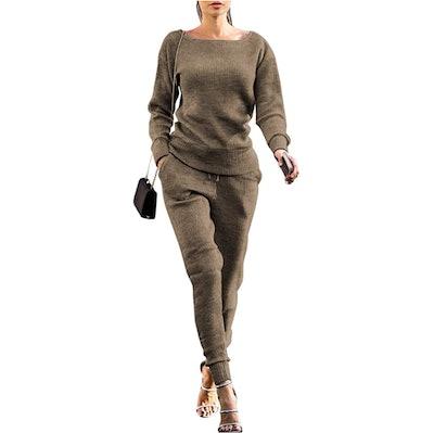 VNVNE Knit Outfit