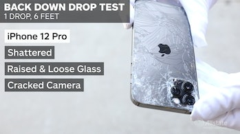 Allstate says the iPhone 12 is the most durable phone it's ever tested.