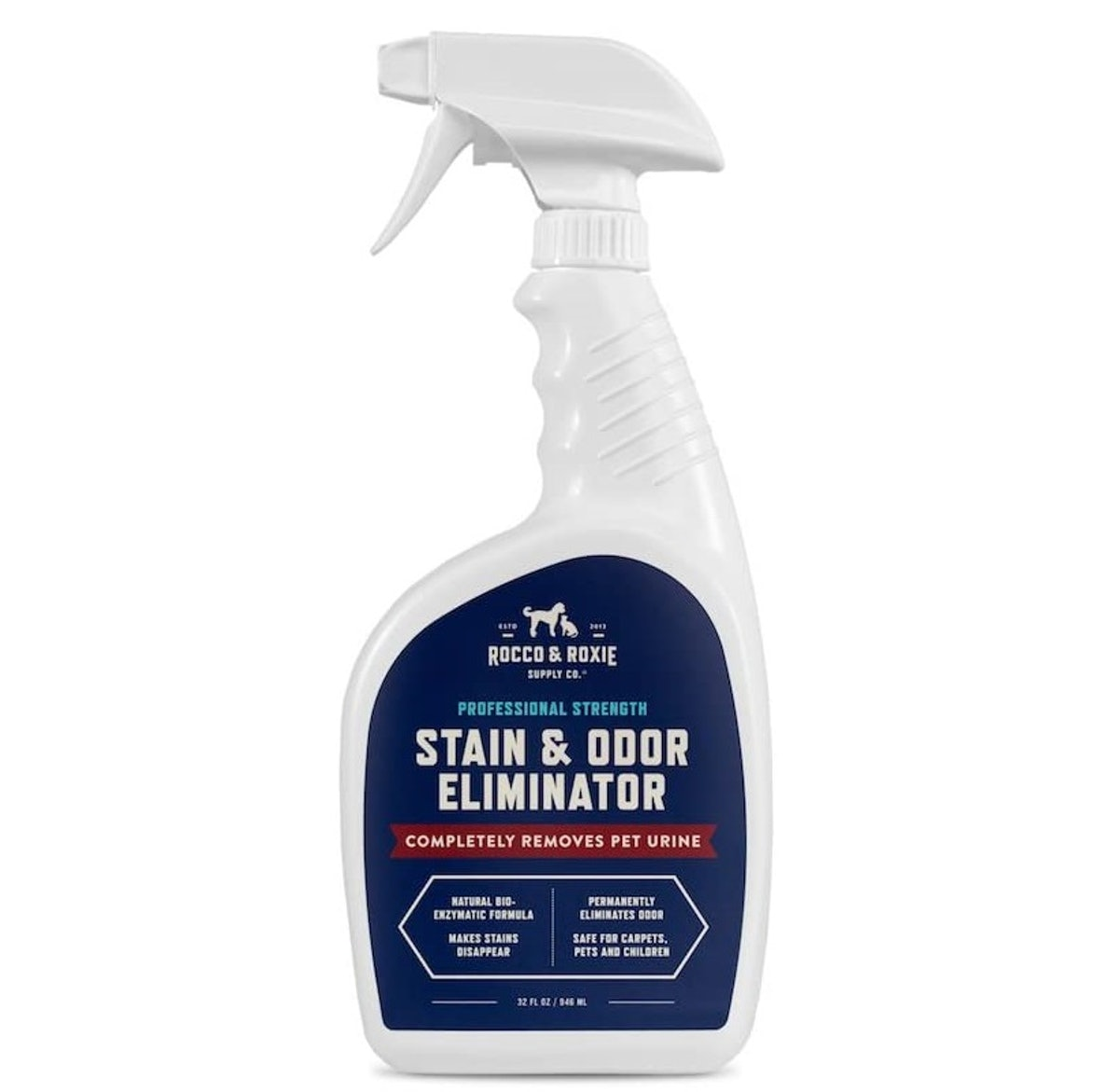 Rocco & Roxie Stain And Odor Eliminator (32 Ounces)