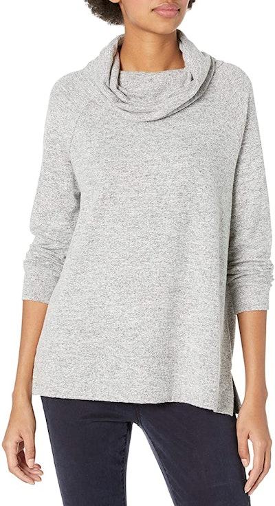 Daily Ritual Cozy Knit Sweatshirt