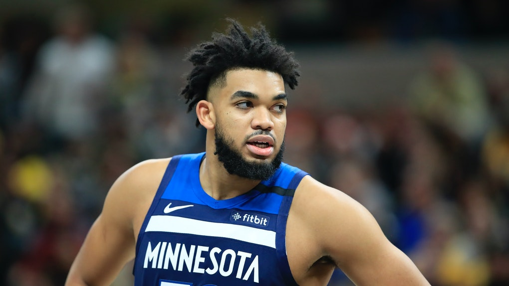 Karl-Anthony Towns' dating history involved a rumored cheating scandal.