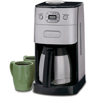 Cuisinart Grind-And-Brew Thermal 10-Cup Coffeemaker