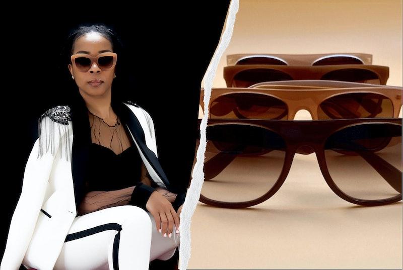 Shades of Shades Inclusive Nude Sunglasses