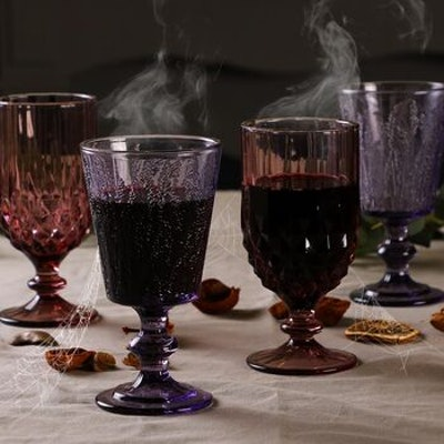 Magic Goblet Halloween Wine Goblets