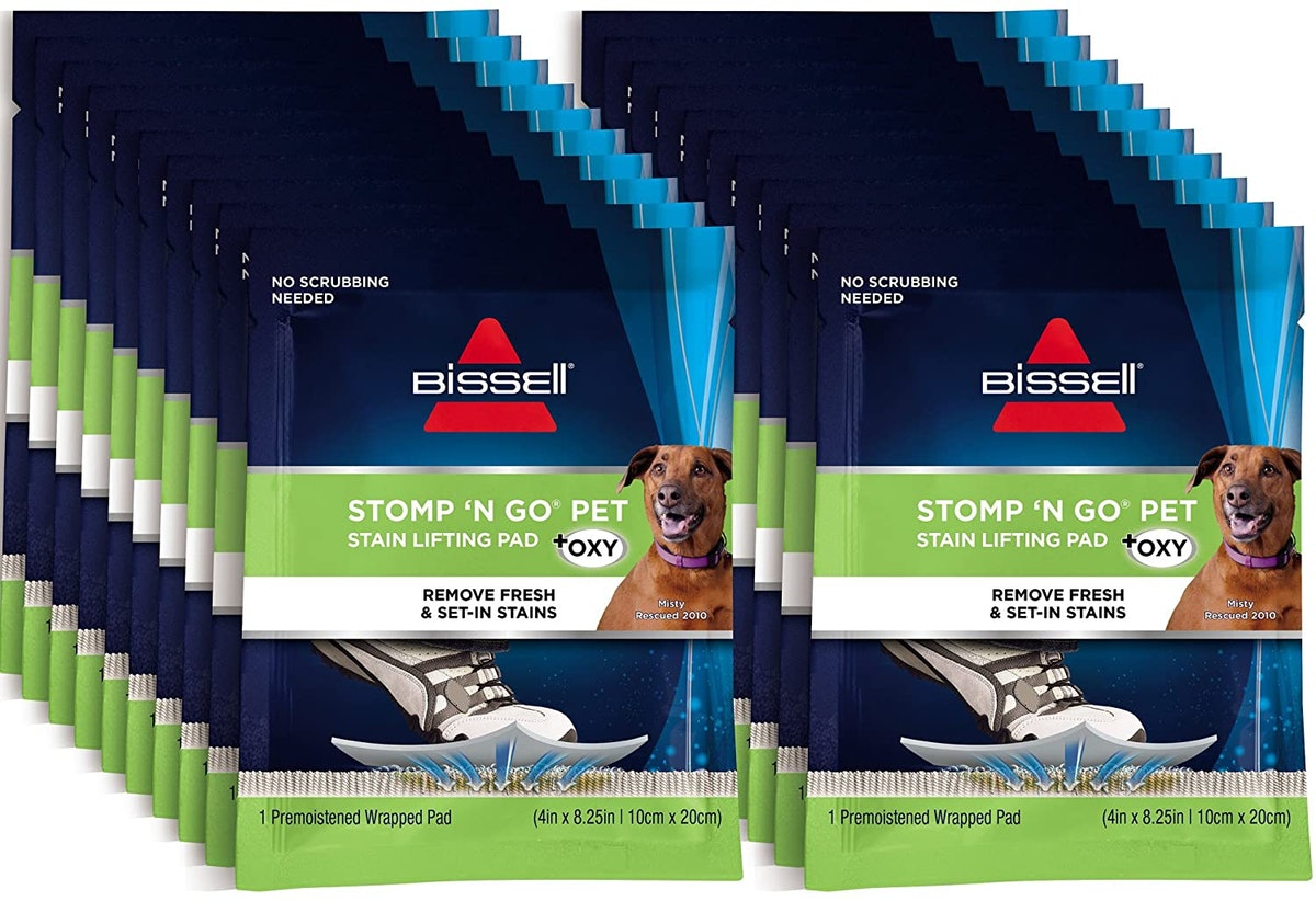 Bissell Stomp 'N Go Pet Lifting Pads (20-Pack)