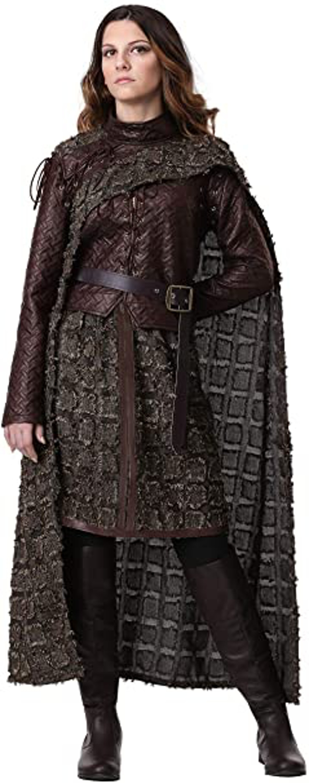 Women's Winter Warrior Costume