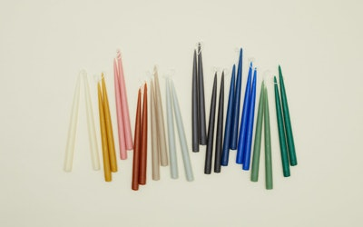 """13"""" Taper Candles - Set of 2"""