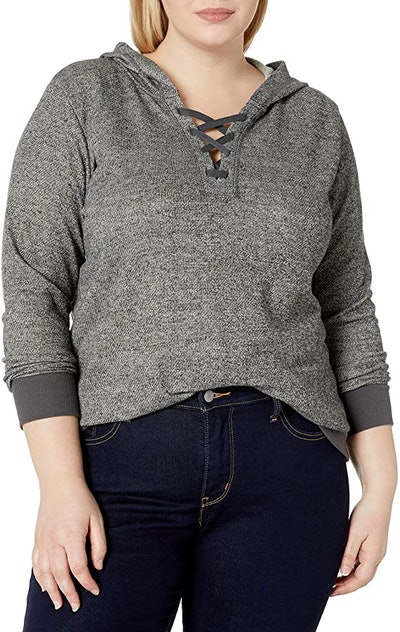JUST MY SIZE Plus Size Hoodie
