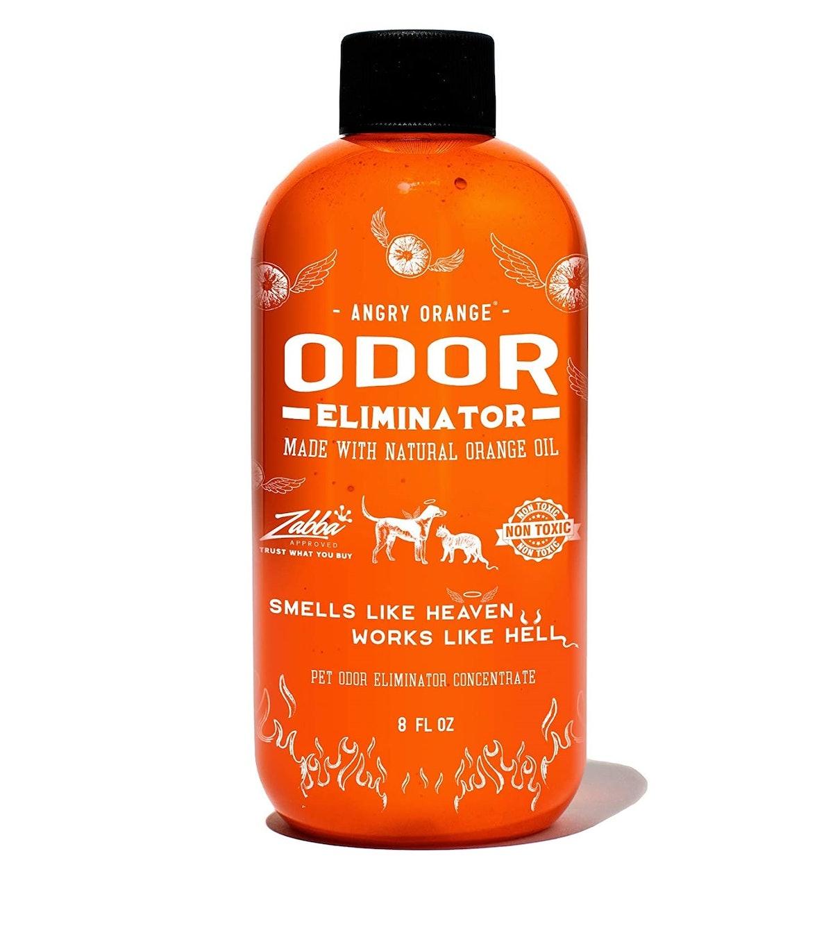 Angry Orange Pet Odor Eliminator (8 Ounces)
