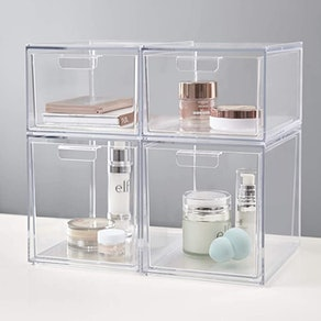 STORi Audrey Stackable Cosmetic Organizer