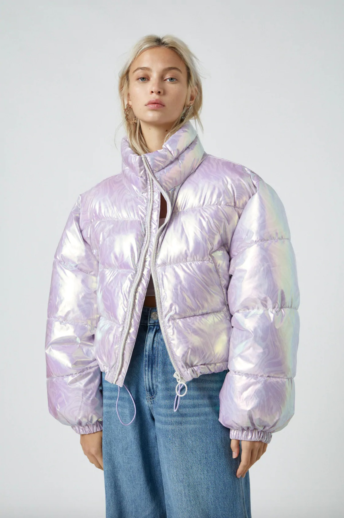 Pull & Bear Puffer Jacket