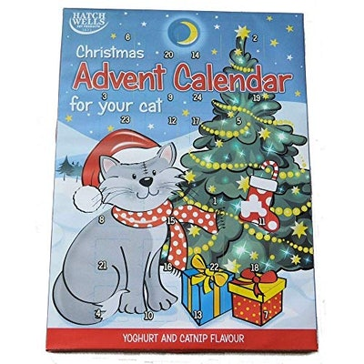 Hatchwells Cat Advent Calendar