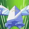 Regice Legendary Pokémon Crown Tundra
