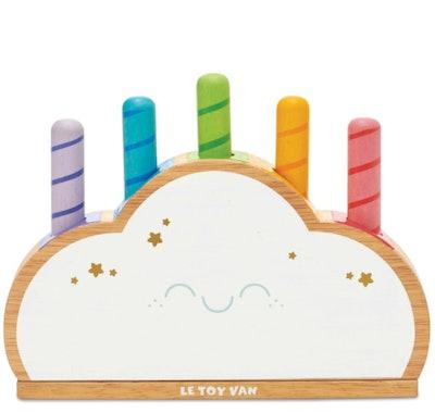 Le Toy Van Push Pop Cloud (12m+)