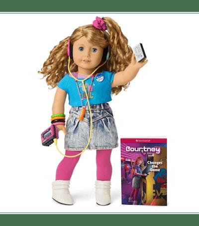 Courtney Doll (8+)