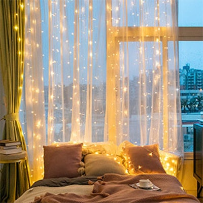 SUNNEST Curtain Lights