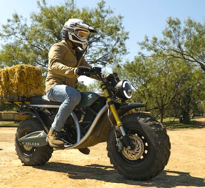 Volcon's off-road electric motorbike