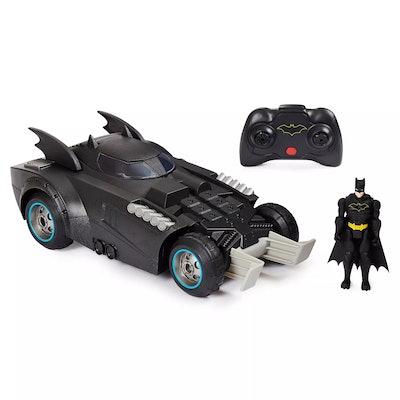Batman Launch & Defend Batmobile RC (4+)