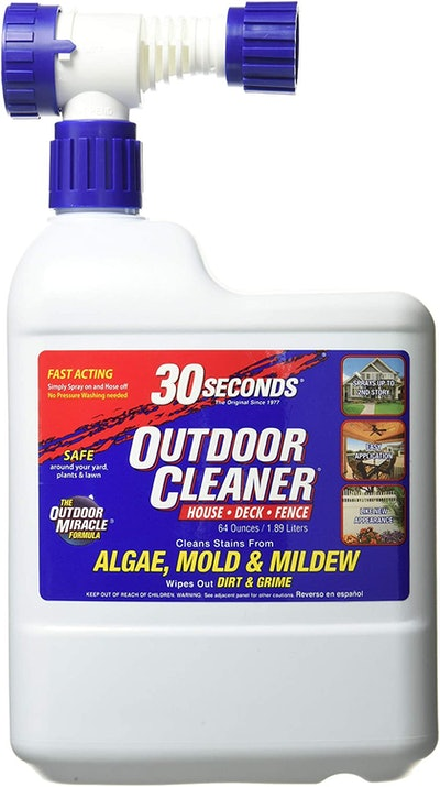 30 SECONDS Outdoor Cleaner (64 Fl. Oz.)