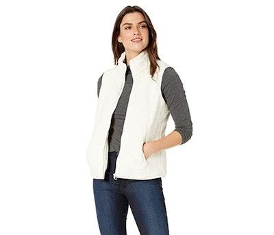 Amazon Essentials Fleece Lined Sherpa Vest