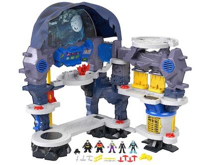 Fisher-Price Imaginext DC Super Friends Super Surround Batcave (3-8)