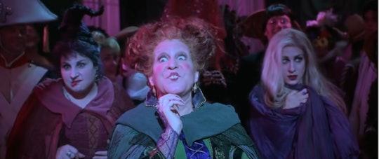 The 'Hocus Pocus' witches are reuniting.