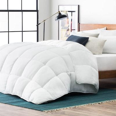 LUCID Down Alternative Heavy Warmth Comforter