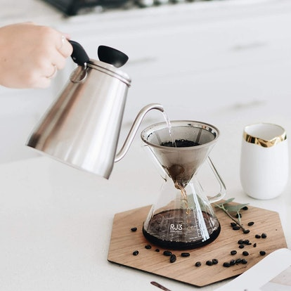 ovalware Pour Over Coffee Maker