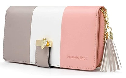 Pomelo Best Color Block Wallet