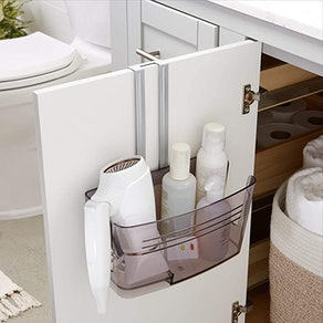 AmazonBasics Under-Sink Storage Basket Organizer