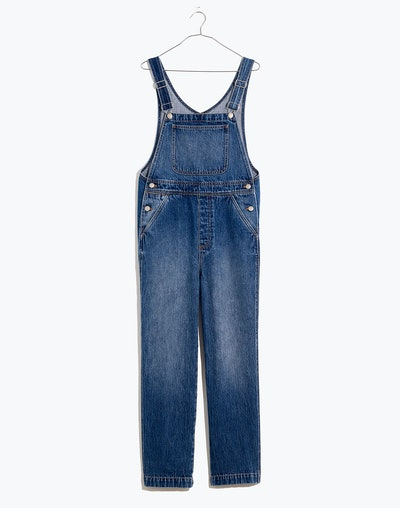 Madewell Relaxed Overalls