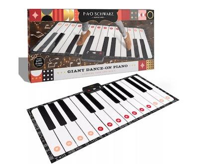 """FAO Schwarz Giant 69"""" Dance-On Piano Mat (3+)"""