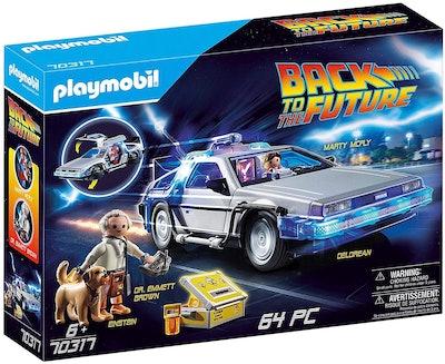 Playmobil Back To The Future Delorean (6+)