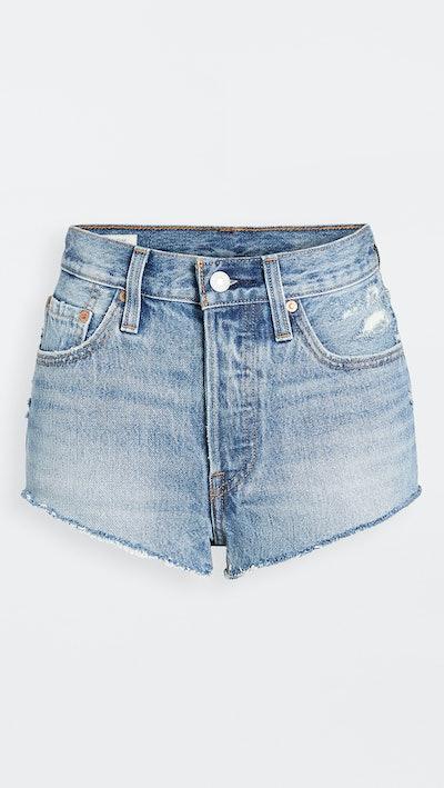 Levi's 501 Tiny Shorts