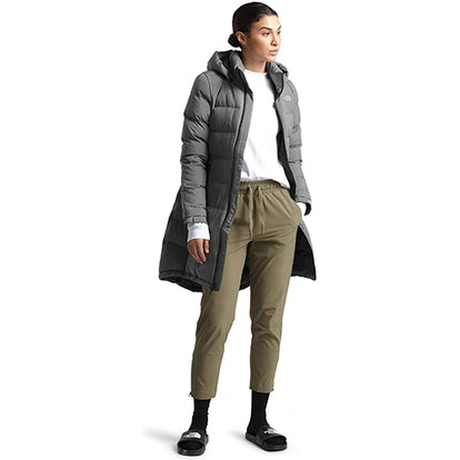 The North Face Metropolis Insulated Parka