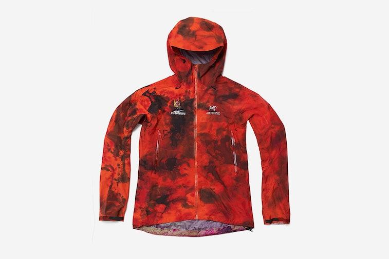 Shaun Crawford Arc'Teryx Jacket