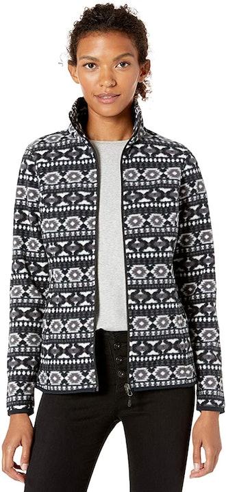 Amazon Essentials Women's Full-Zip Polar Fleece Jacket