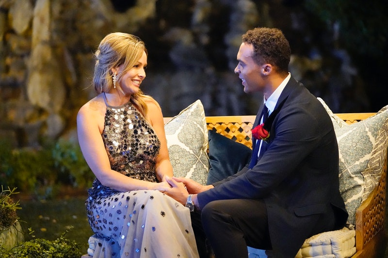 Clare Crawley and Dale Moss on The Bachelorette via the ABC press site