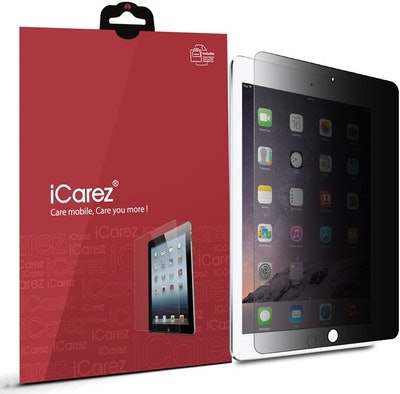 iCarez Privacy Screen Protector for iPad