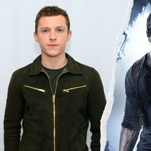 Tom Holland & Uncharted