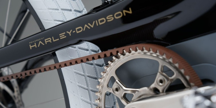 Harley-Davidson created a new company to develop electric bicycles.