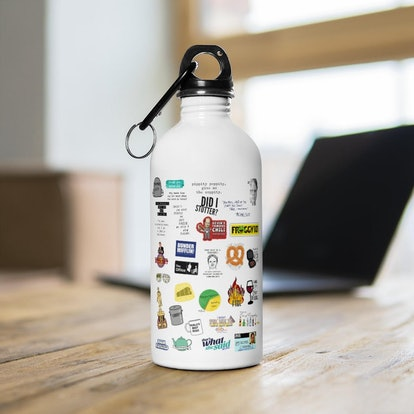 The Office Stainless Steel Water Bottle