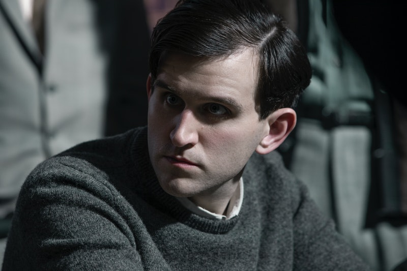 HARRY MELLING as HARRY BELTIK in THE QUEEN'S GAMBIT via the NETFLIX press site