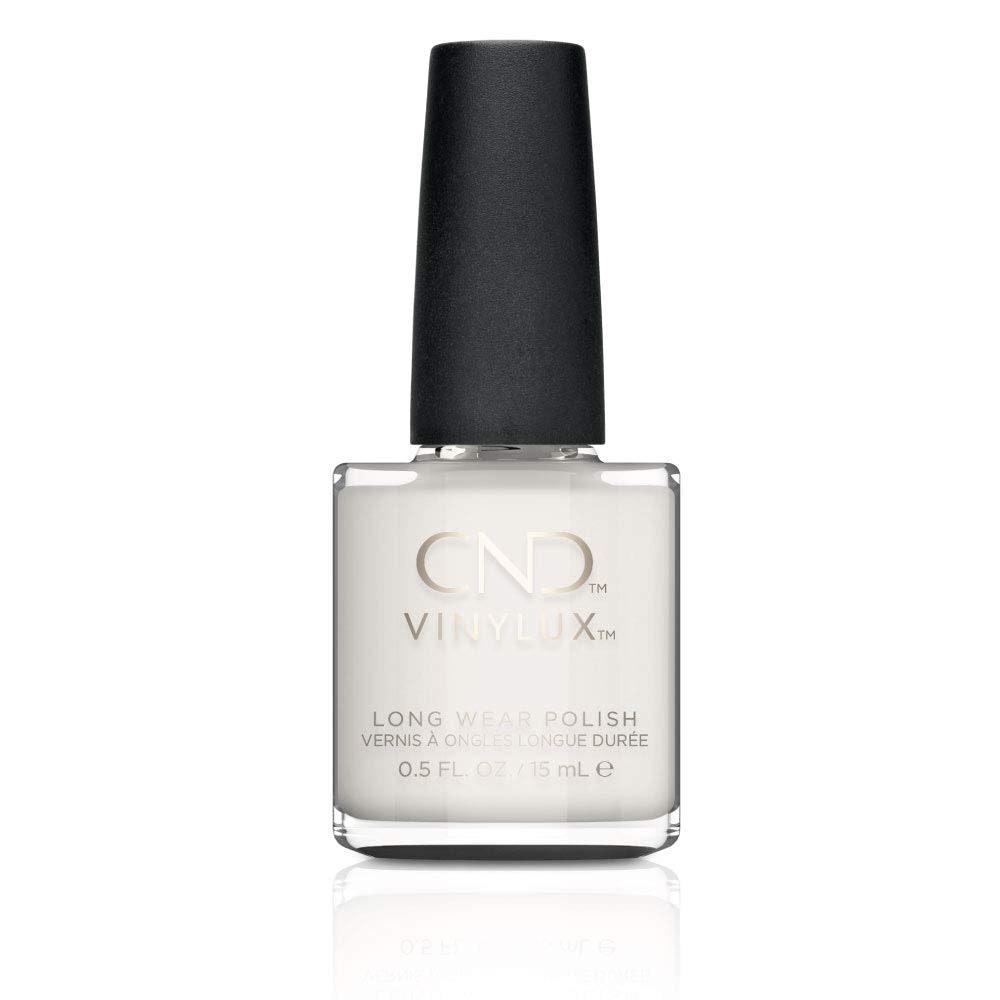 CND Vinylux Long Wear Nail Polish in Studio White