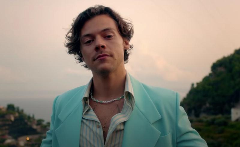 "Harry Styles' ""Golden"" music video"