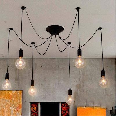 ZHMA Spider Pendant Lamp