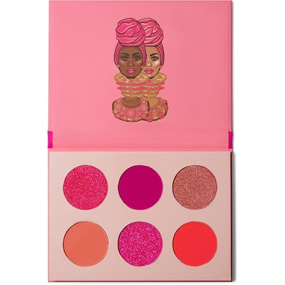 Juvia's Place The Sweet Pinks Eyeshadow Palette